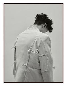 Christian L'Enfant Roi Fall/Winter 2015 Lookbook   Models: Emile & Kieran   Fashion Director: Sasha Wells   Stylist: Valerie Robin   Beauty: Maina Militza   Hat: Larose Paris   Bag Collaboration: Woolfell   Agency: FOLIO