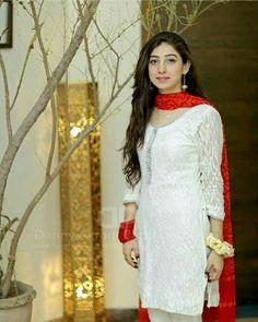 Aisha Kjole True Red Tore Garden