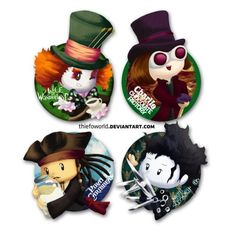 Fan Art of JD for fans of Mad Hatter (Johnny Depp) 14586084 Johnny Depp Characters, Johnny Depp Fans, Willy Wonka, Disney Magic, Disney Art, Disney Movies, Robin, Chocolate Factory, Disney Pictures
