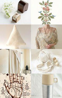 #etsy #holiday #ornament #HEMP #organiccotton #greenholiday #vintage #handmade