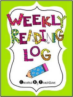 Weekly Reading Log & Response ~ Common Core Aligned - Help students hone their comprehension skills nightly! Students pick from a variety or 26 questions using evidence from the text to support their answers.