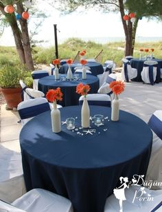 16 of the Amazingly Affordable Beach Wedding Centerpiece Inspirations You Will N. [ 16 of the Amazingly Affordable Beach Wedding Centerpiece Inspirations You Will Never Forget! Beach Wedding Centerpieces, Wedding Reception Decorations, Flower Centerpieces, Reception Ideas, Wedding Ideas, Centerpiece Ideas, Simple Centerpieces, Floral Wedding, Fall Wedding