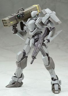 Full Metal Panic! The Second Raid 1/60 M9 Gernsback Pre-painted Complete Model