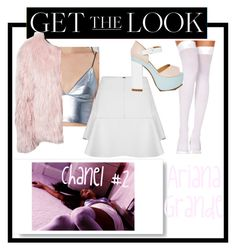 Untitled #115 by jayla-gore on Polyvore featuring polyvore, fashion, style, Estradeur, Pippa Lynn and Intentionally Blank