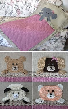 Knitting Pattern for Who Sleeps in My Bed Crib Blanket - Adorable Baby . : Knitting Pattern for Who Sleeps in My Bed Crib Blanket – Adorable Baby B …, Baby Knitting Patterns, Baby Patterns, Crochet Patterns, Knitted Baby Blankets, Baby Blanket Crochet, Baby Blanket Size, Crib Blanket, Baby Afghans, Knitting Projects