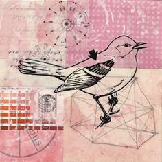 Randell Plowman - A Collage A Day
