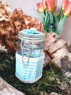 3,95 €  Einmachgläschen Vintage Stil, Mason Jars, Canning, Cottage Chic, Home Decor Accessories, Corning Glass, Mason Jar, Glass Jars, Jars
