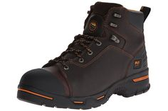 Timberland PRO TBL PRO 6 Womens Wheat Direct Attach Steel Toe SS