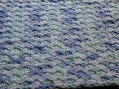 How to crochet  the Paris stitch  . . . .   ღTrish W ~ http://www.pinterest.com/trishw/  . . . .
