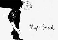 Fashionlingual: Fashion Illustration