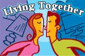 Financial tips for couples living together