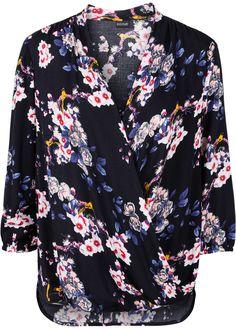 61e0162834661 Domain but no website. Çiçek Desenli Bluz lacivert çiçekli - BODYFLIRT ?imdi  bonprix.com.tr Online shop'ta ba?liyan ...