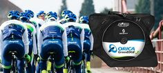 The #cycling team that travels farthest: @ORICA_GreenEDGE → http://news.sciconbags.com/?p=3517   #packsaferidefast