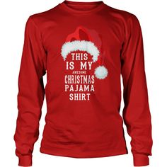 Santa Hat Christmas Pajama Shirt Xmas PJ Top #gift #ideas #Popular #Everything #Videos #Shop #Animals #pets #Architecture #Art #Cars #motorcycles #Celebrities #DIY #crafts #Design #Education #Entertainment #Food #drink #Gardening #Geek #Hair #beauty #Health #fitness #History #Holidays #events #Home decor #Humor #Illustrations #posters #Kids #parenting #Men #Outdoors #Photography #Products #Quotes #Science #nature #Sports #Tattoos #Technology #Travel #Weddings #Women