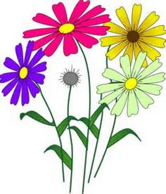 Images Clip Art Flowers Bing