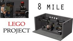 8 mile Lego project by brick designer Please Subscribe this channel!