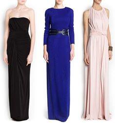 invitadas bodas traje bicolor - Buscar con Google