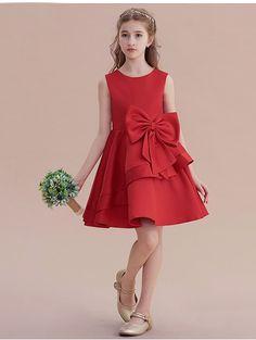 Prom Dresses Uk, Wedding Party Dresses, Cheap Dresses, Dresses For Sale, Bridal Dresses, Simple Flower Girl Dresses, Boho Flower Girl, Lovely Dresses, Burgundy Bridesmaid Dresses