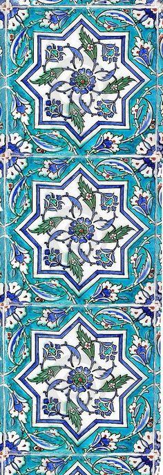 turkish tiles click the image for more details. Turkish Tiles, Turkish Art, Portuguese Tiles, Moroccan Tiles, Islamic Tiles, Islamic Art, Tile Art, Mosaic Tiles, Tile Patterns