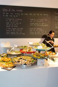 JOELIX.com | Ottolenghi restaurant deli in London