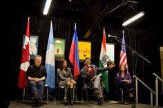 International Festival of Authors - Markham - 2011