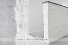 Kamenný obklad-biely mramor VR Crystal white