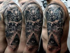 Tattoos For Men On Arm Sleeves #tattoosformenonshoulder