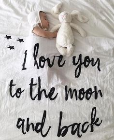 All tucked in with our moon and back swaddle. Sweet moments like this one make…
