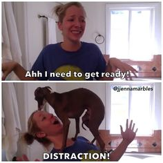 Jenna Marbles What girls do in the bathroom in the morning
