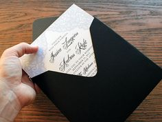 Download your free elegant lace printable wedding invitation at the Budget Savvy Bride. Create a timeless, vintage, or rustic look by changing out the envelopes.
