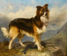 Richard Ansdell (1815-1885), Sammie, 1877, oil on canvas, Sotheby's