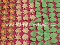 Marcipán ze salka Christmas Cookies, Fondant, Holiday Decor, Cake, Marshmallows, Advent, Candy, Xmas Cookies, Marshmallow