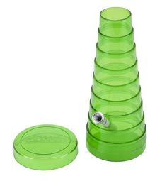 This collapsable water pipe. | 24 Weed-Tastic Gifts For The Discreet Stoner In Your Life http://thegoodybox.mybigcommerce.com/camper-smoker/