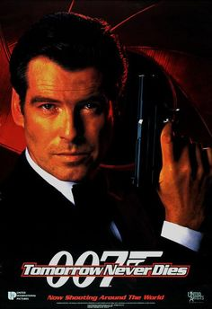 Tomorrow Never Dies - 1997