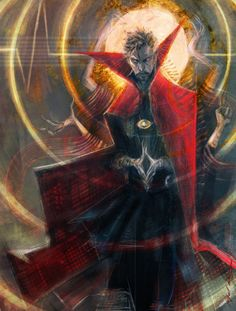 Magus Supremus - Abz Harding