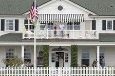 After decades in decline, the porch is making a comeback as an outdoor room for dining, lounging and connecting with neighbors. Just don't call it a deck.