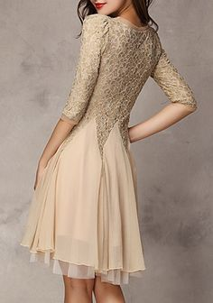 ++ This Lace Dress