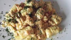 Rezept: Selbst gemachte Gnocchi mit Krebsfleisch | Frag Mutti