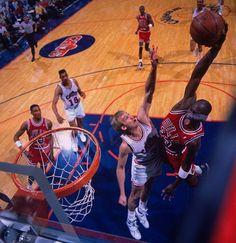 e78e49d23aa Michael Jordan Chicago Bulls Cleveland Cavaliers Craig Ehlo Mike Jordan