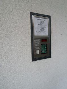 DP3000 társasházi digitális kaputelefonok szerelése kedvező áron. +36704269811