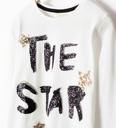 "Image 3 of ""THE STAR ONE"" T-SHIRT from Zara"