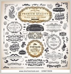 d85c-vector-vector-set-calligraphic-vintage-design-elements-collection-and-page-decorations-premium-quality-109673009.jpg (540×565)