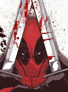 Deadpool - Matthew J. Fletcher