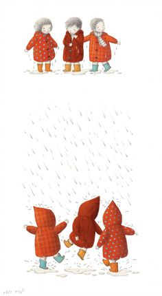 Ofra Amit Ilustrator