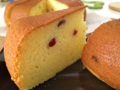 My Mind Patch: Rice Cooker Cranberry Sour Cream Cake