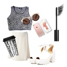 """""""Chanel #2 scream queens"""" by sofagoldin on Polyvore featuring Chanel, Illesteva and Dot & Bo"""