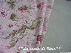 La casita de Rosa: Porta tijeras y Alfiletero con tira hilos. Patchwork Bags, Napkins, Quilts, Blanket, Sewing, Ideas, Baby Hats, Tejidos, Pink