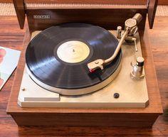 Empire 598 II 'Troubador' Turntable (1969)