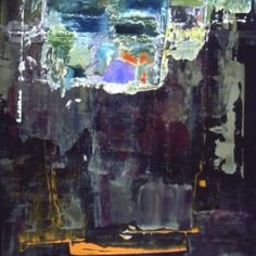 Abstract Thought: A Group Show : Work by Anne Lambert