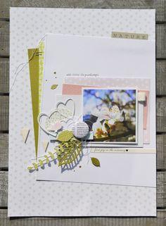 Deuxième rendez-vous lors de cette avant-première 4enScrap pour vous dévoiler les nouveautés printemps'16. Aujourd'hui, l'équipe a utilisé les mêmes produits qu'hier, sur le thème du printemps, pour scraper une page. Entre les cartes d'hier et cette page,...
